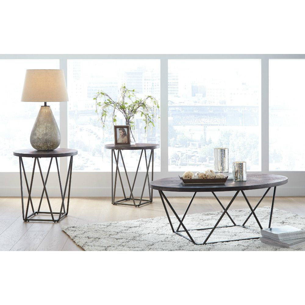 Hurst Occasional Tables - Set of 3 - Lifestyle