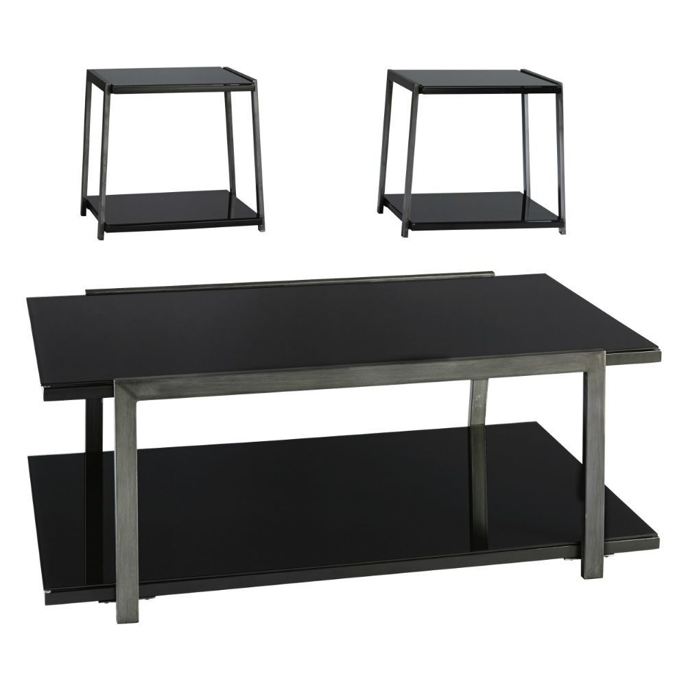Rollynx Occasional Tables - Set of 3