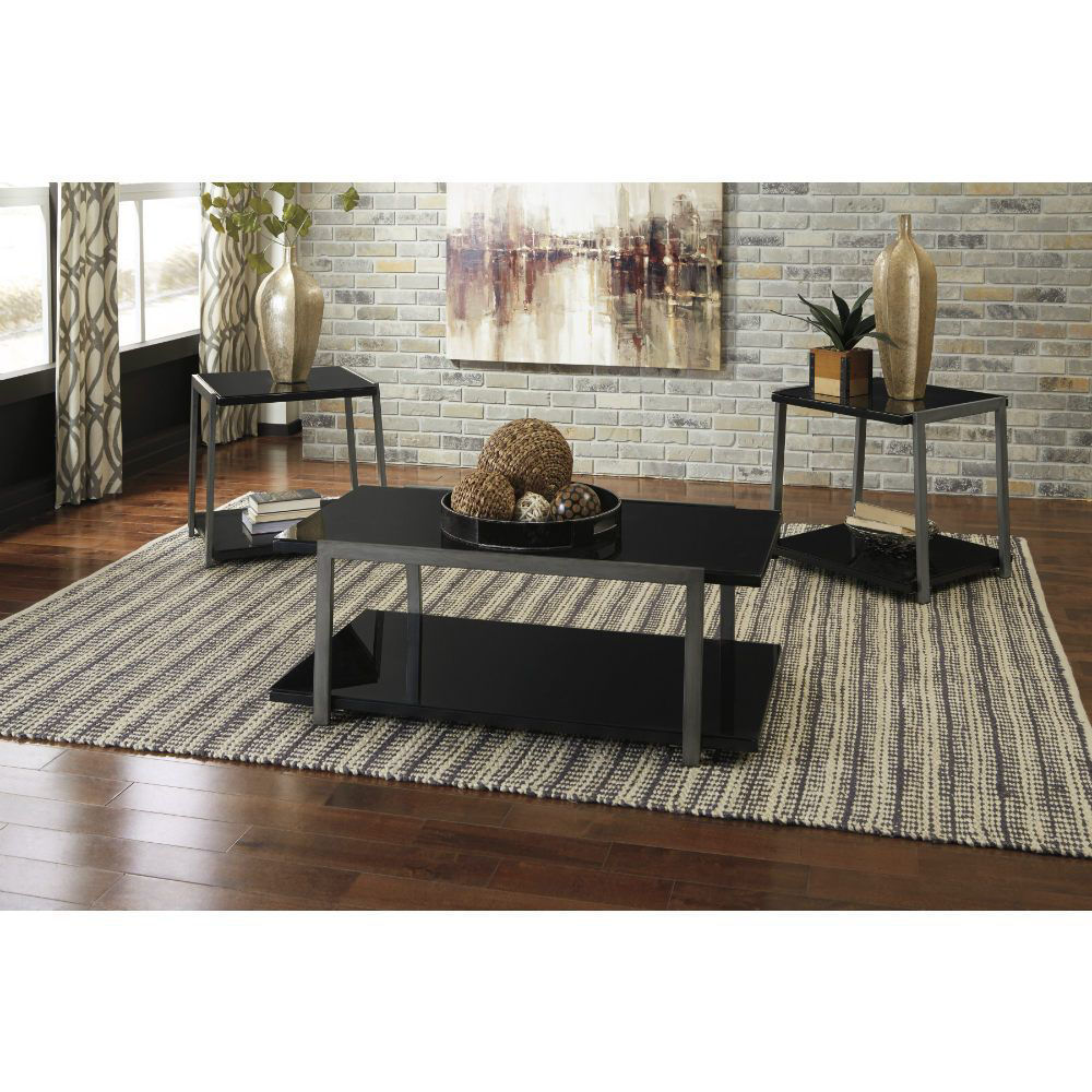 Rollynx Occasional Tables - Set of 3 - Lifestyle