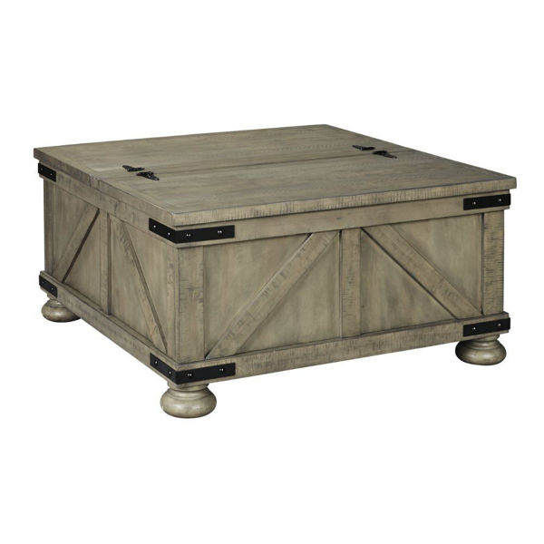 Aldwin Cocktail Table with Storage
