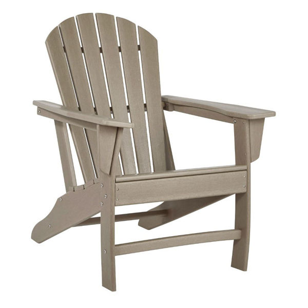 Picture of Adirondack Chair - Taupe