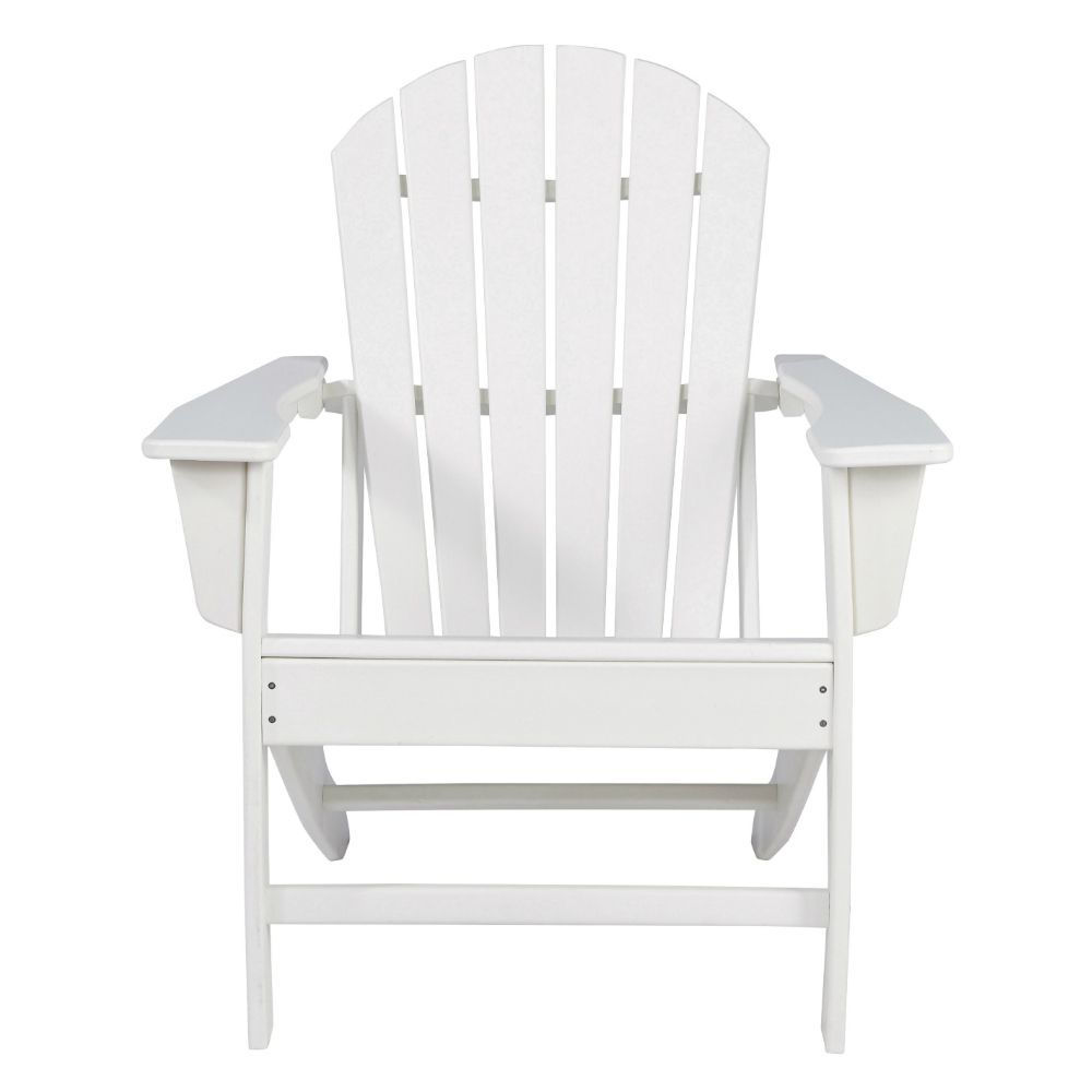Adirondack Chair - White - Front