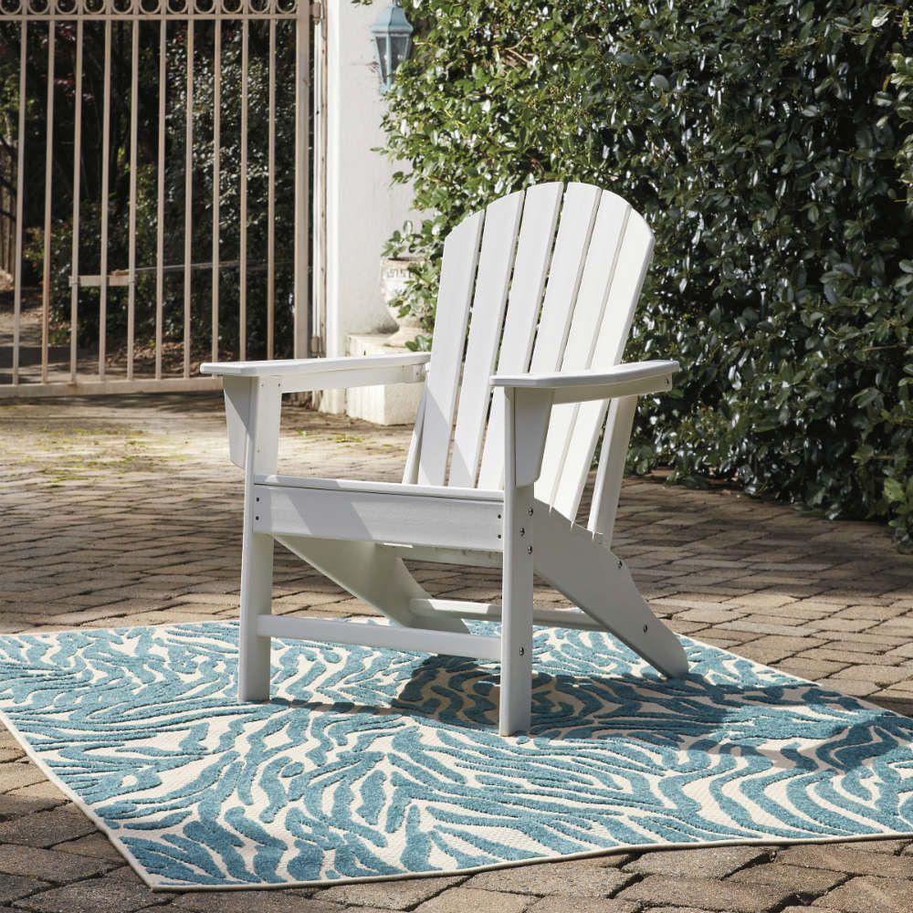 Adirondack Chair - White - Lifestyle