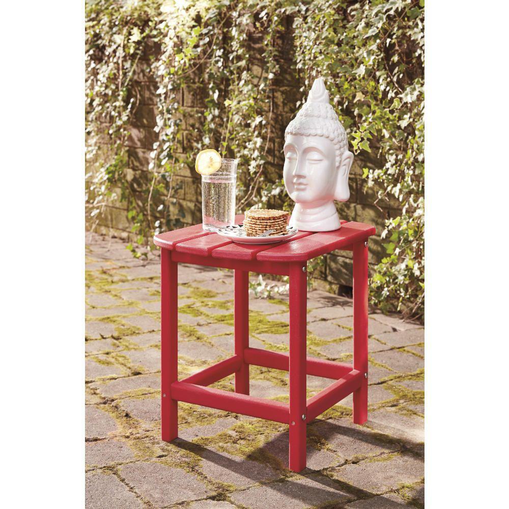 Picture of Adirondack End Table - Red