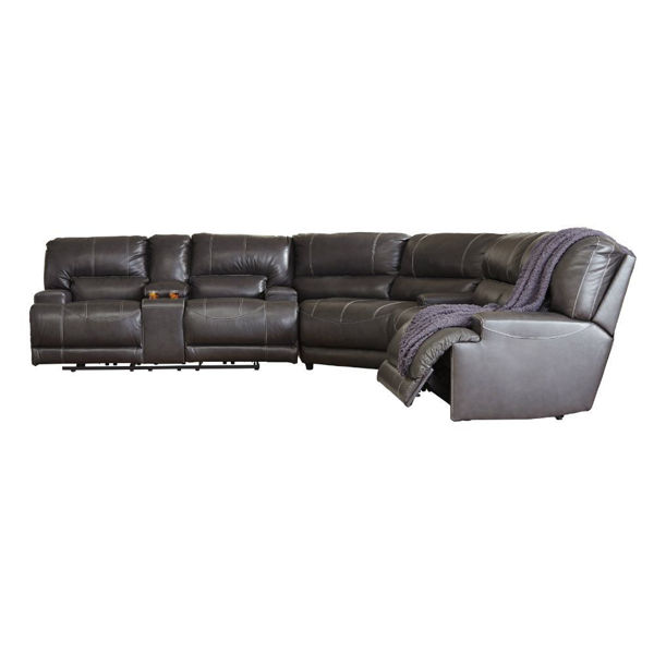 Micah 3-Piece Reclining Sectional