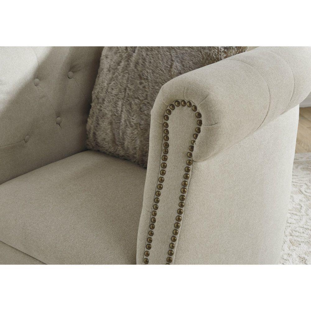 Jacque Accent Chair - Detail