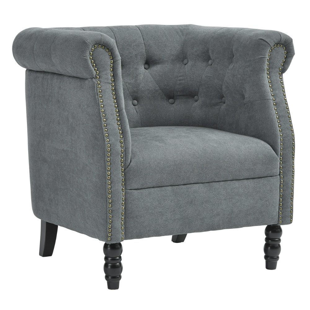 Jacque Accent Chair - Blue