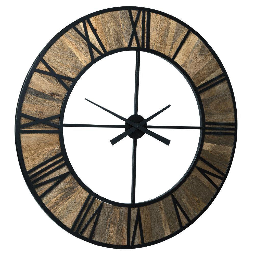 Duran Wall Clock - Angle