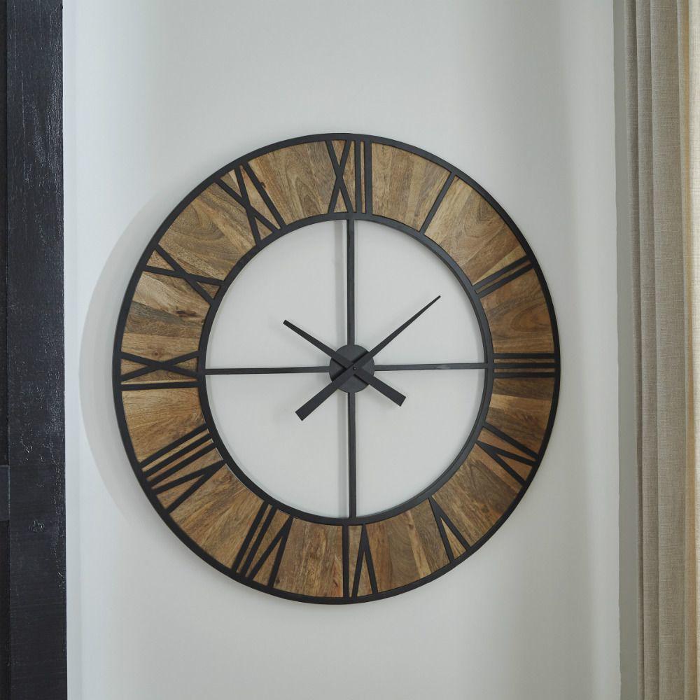 Duran Wall Clock - Lifestyle