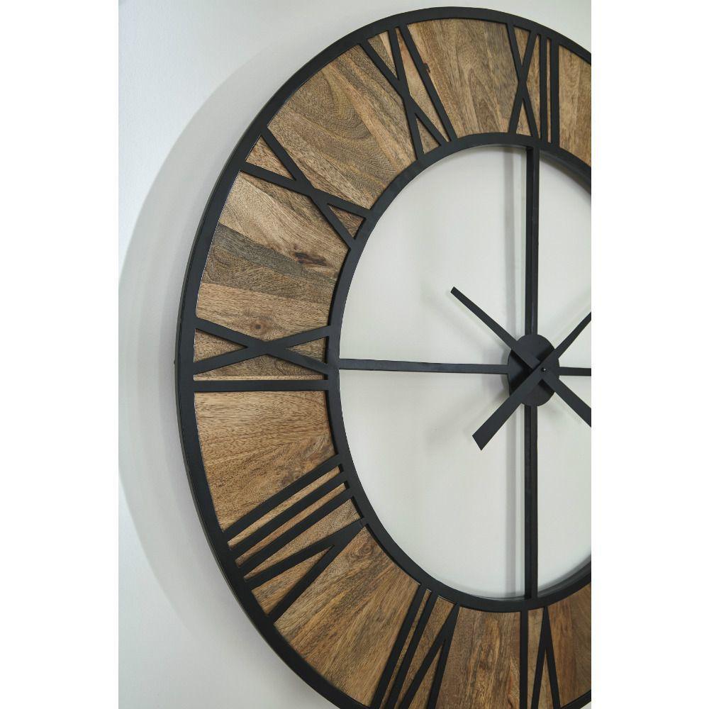 Duran Wall Clock - Detail