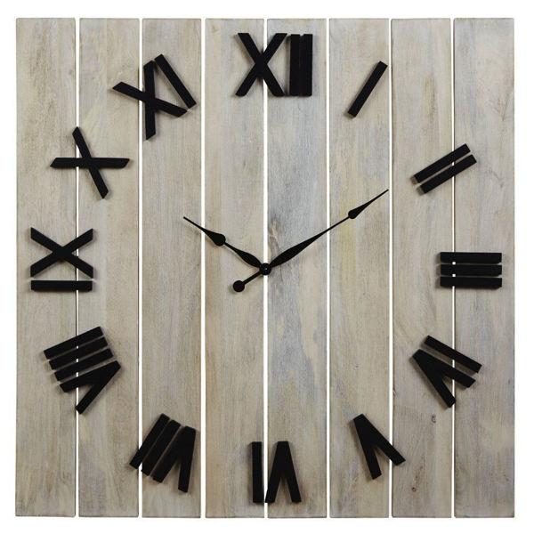 Braune Wall Clock