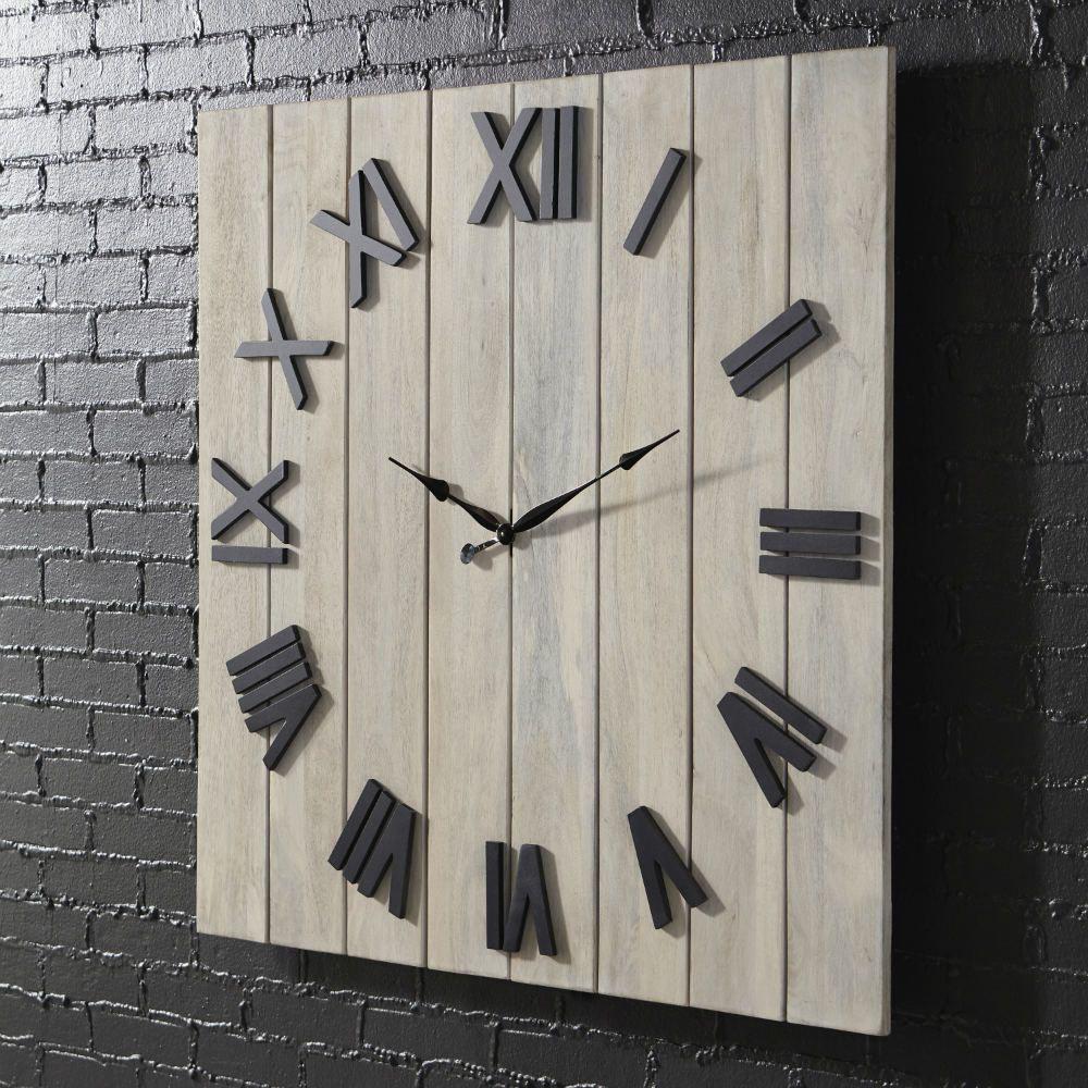 Braune Wall Clock - Lifestyle