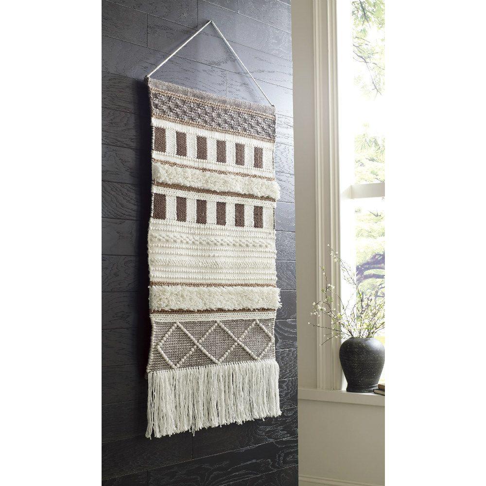 Adamina Woven Wall Hanging - Lifestyle