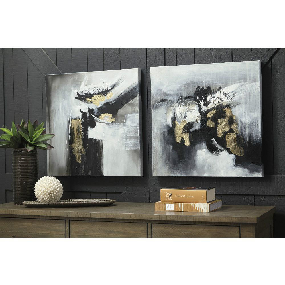 Jezza Wall Art - Set of 2 - Lifestyle