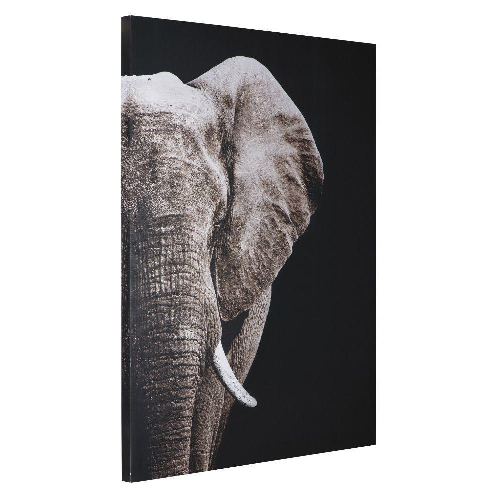Rozie Elephant Wall Art - Angle
