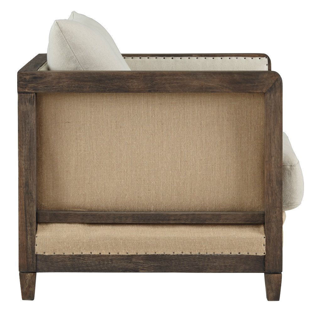 Chobei Accent Chair - Side