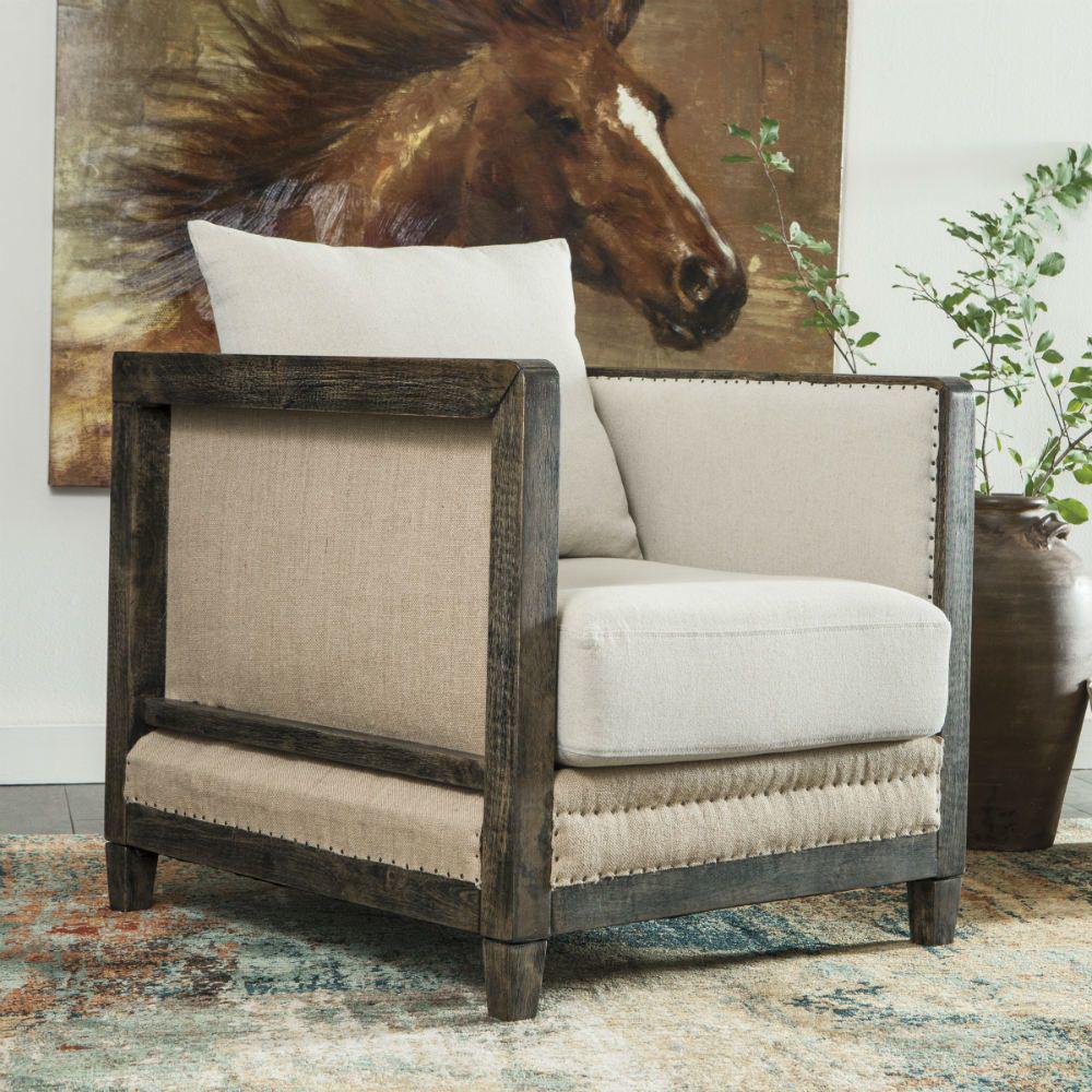 Chobei Accent Chair - Lifestyle