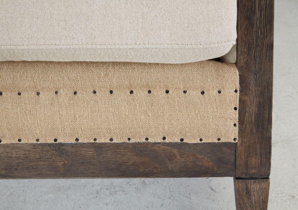 Chobei Accent Chair - Detail