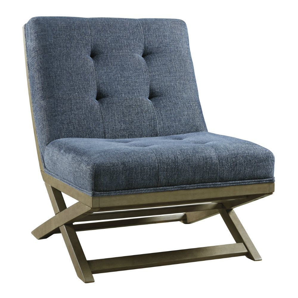 Crotalus Accent Chair - Blue