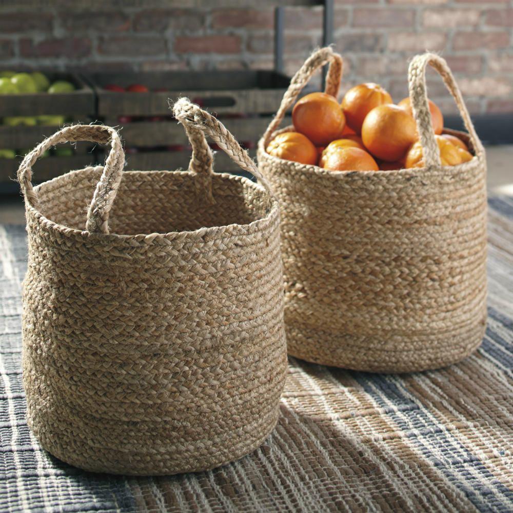 Braden Baskets - Set of 2 - Lifestyle