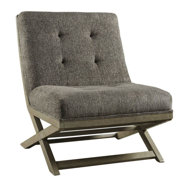 Crotalus Accent Chair - Taupe