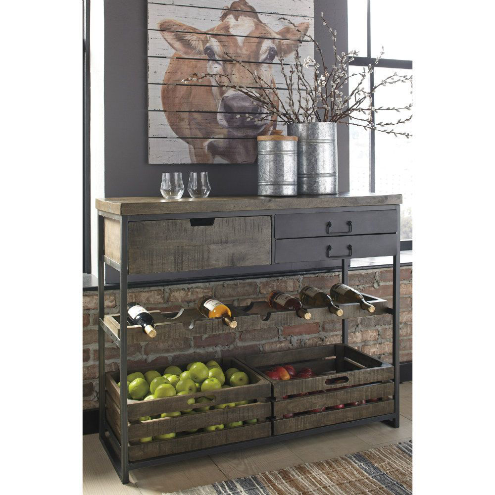 Pantera Accent Cabinet - Lifestyle
