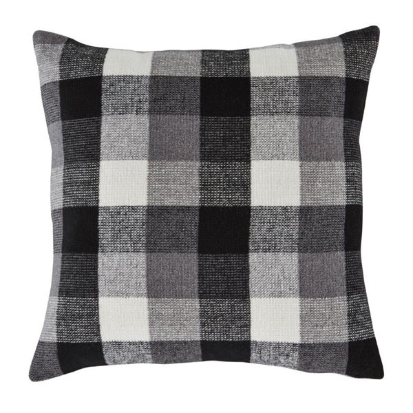 Barrie Plaid Pillow - Set of 4