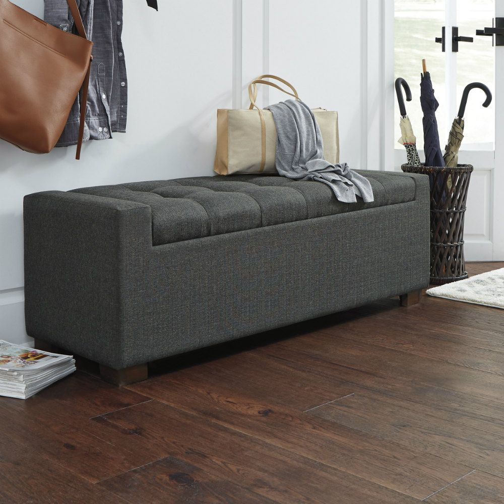 Cornell Storage Bench - Lifestyle