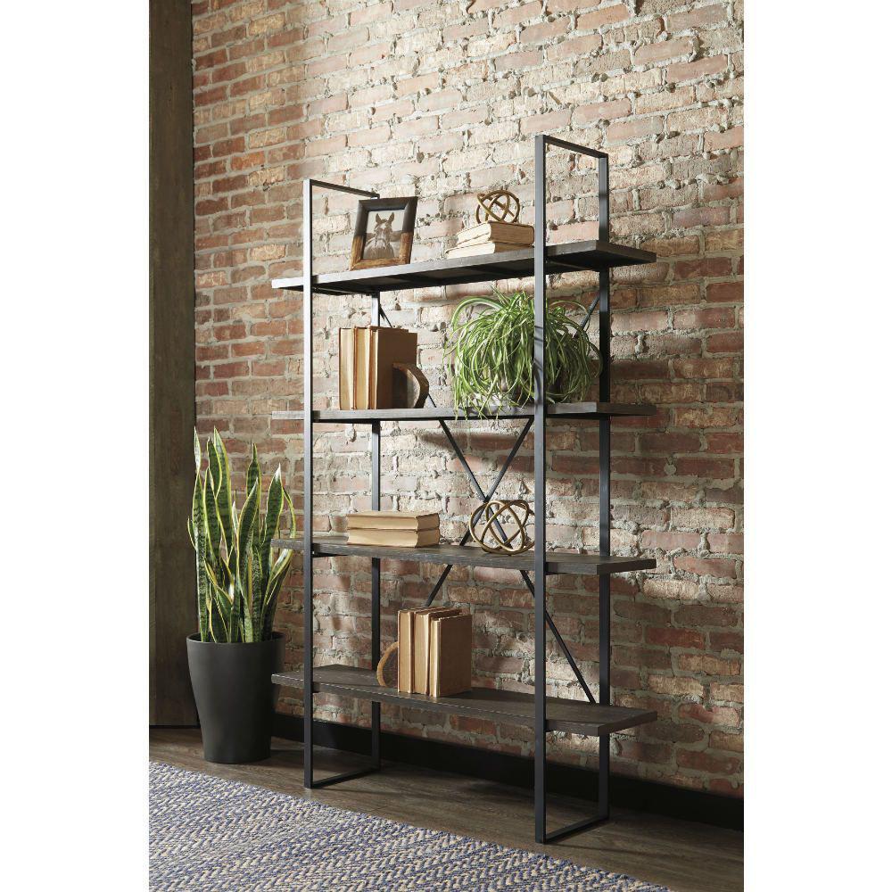 Gillen Bookcase - Lifestyle