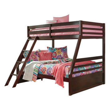 Helme Bunk Bed with Ladder - Twin/Full