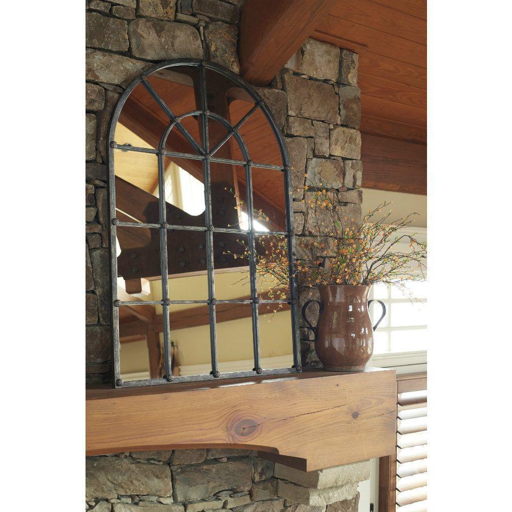 Oengus Arch Mirror - Lifestyle