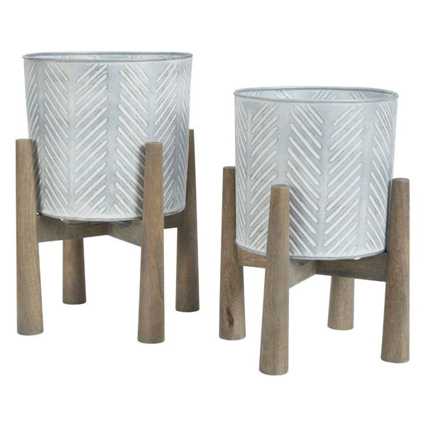 Domele Planters - Set of 2