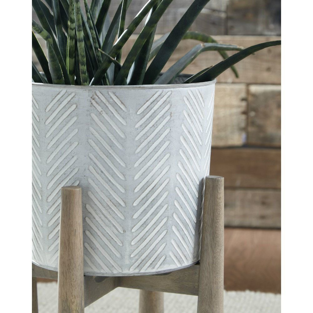 Domele Planters - Set of 2 - Detail