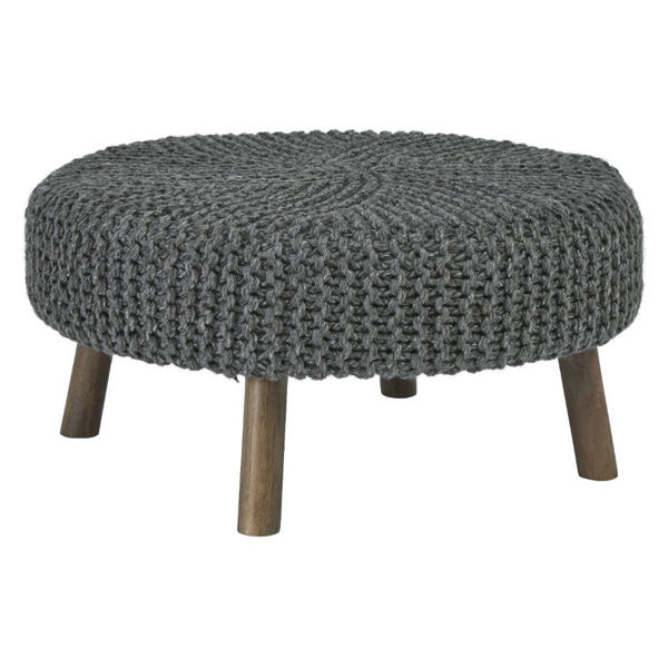 Jazz Oversized Accent Ottoman