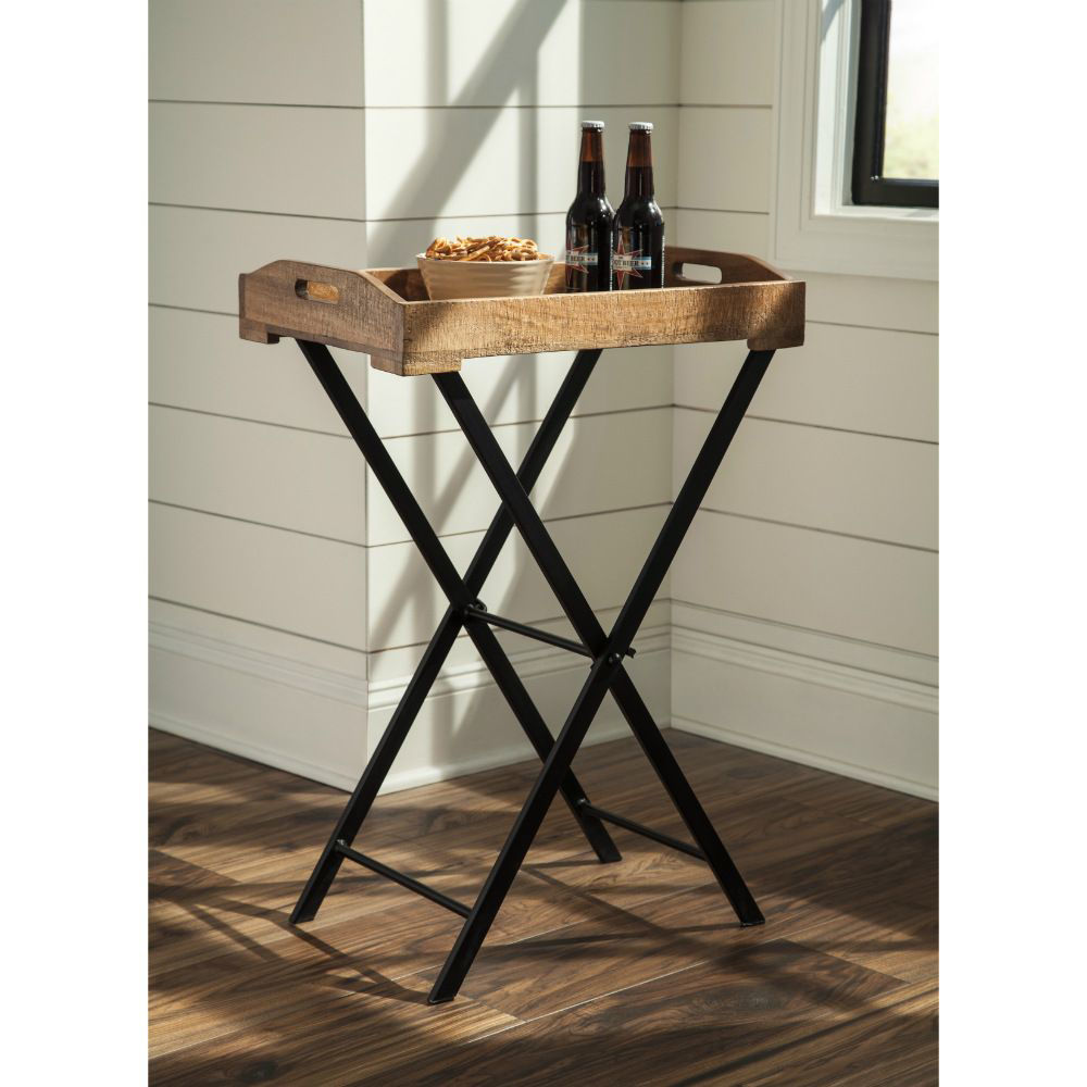Catcher Accent Table - Lifestyle