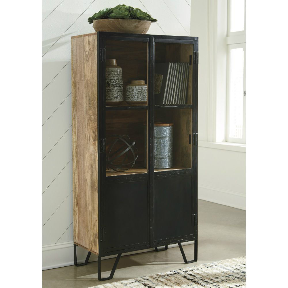 Gavin Accent Cabinet - Lifestyle