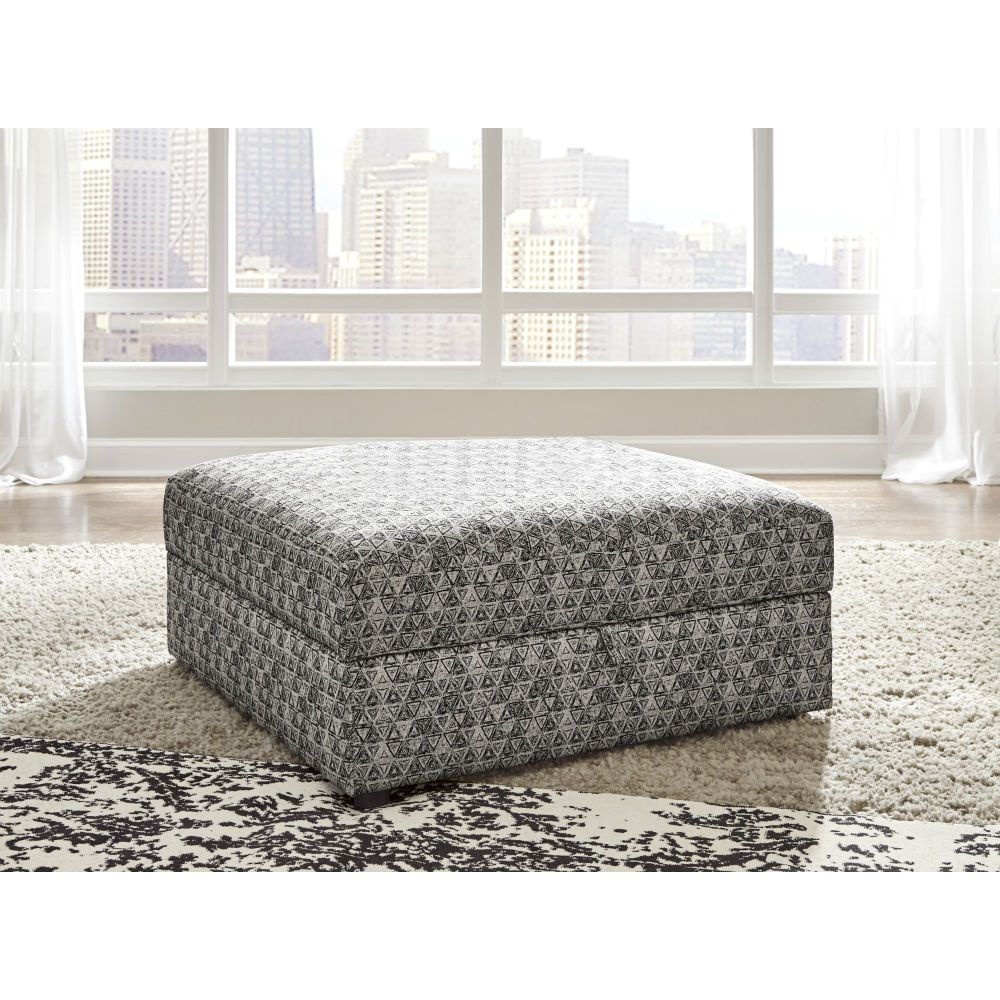 Picture of Kellway Storage Ottoman