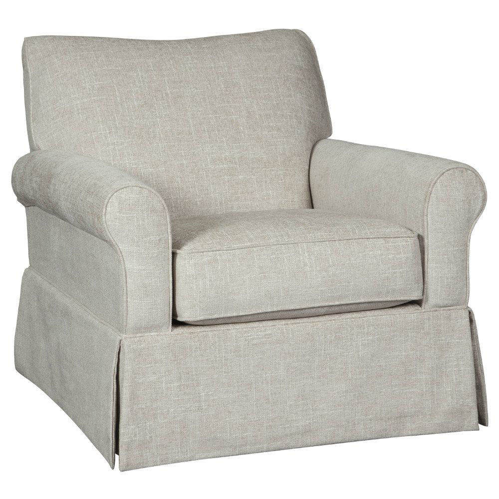 Searcy Swivel Glider Chair