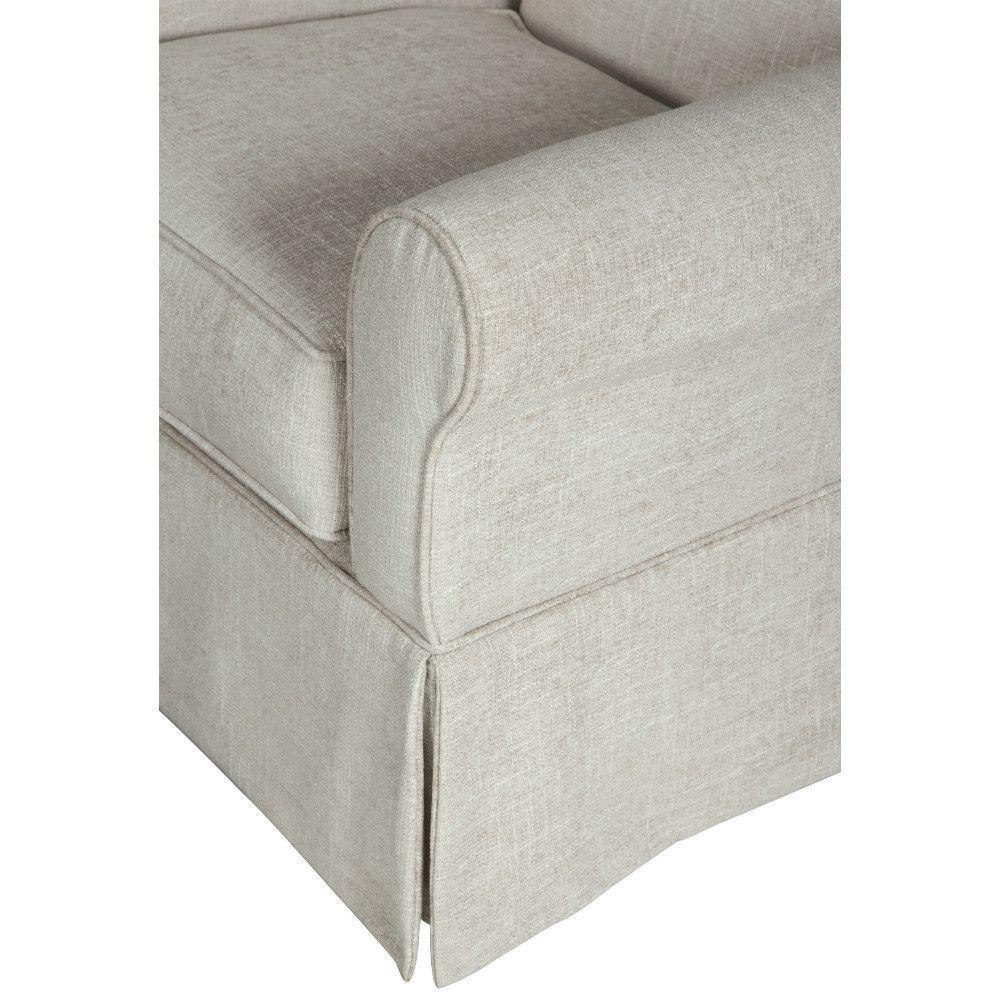 Searcy Swivel Glider Chair - Corner