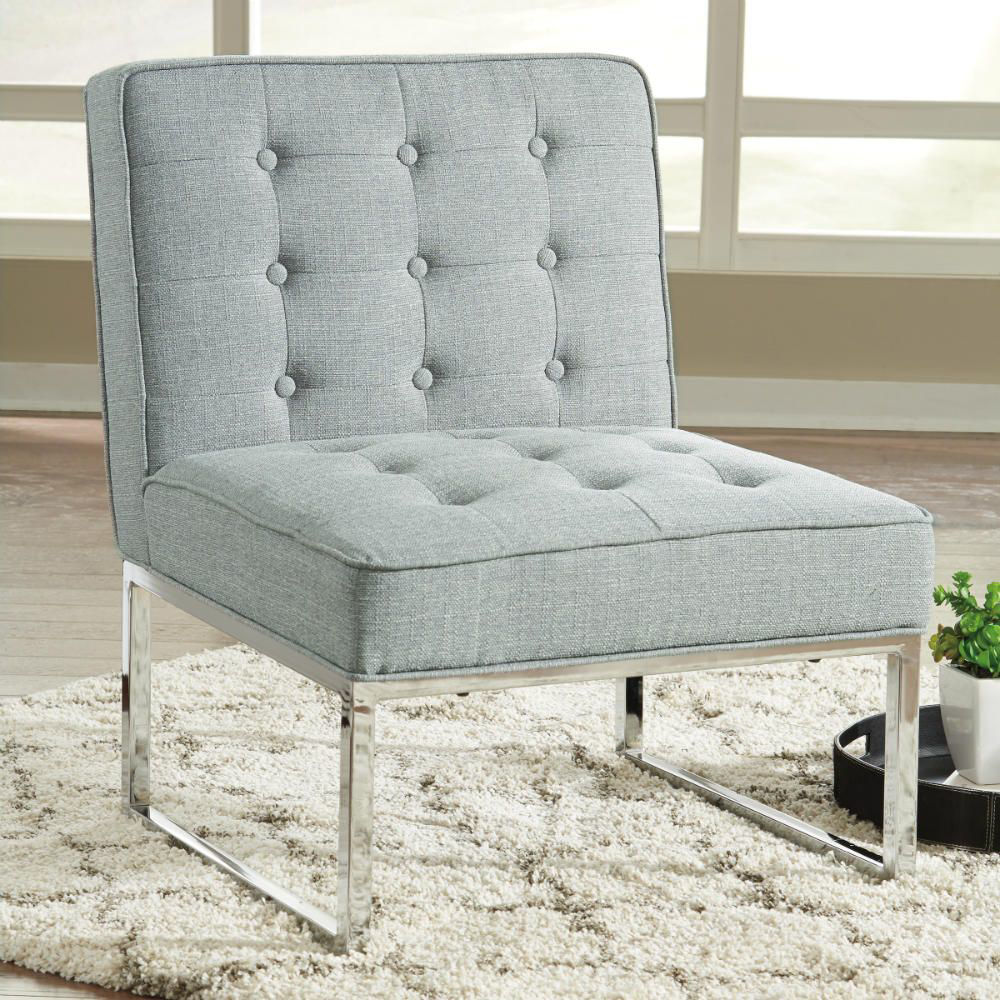 Cimarosse Accent Chair - Gray - Lifestyle