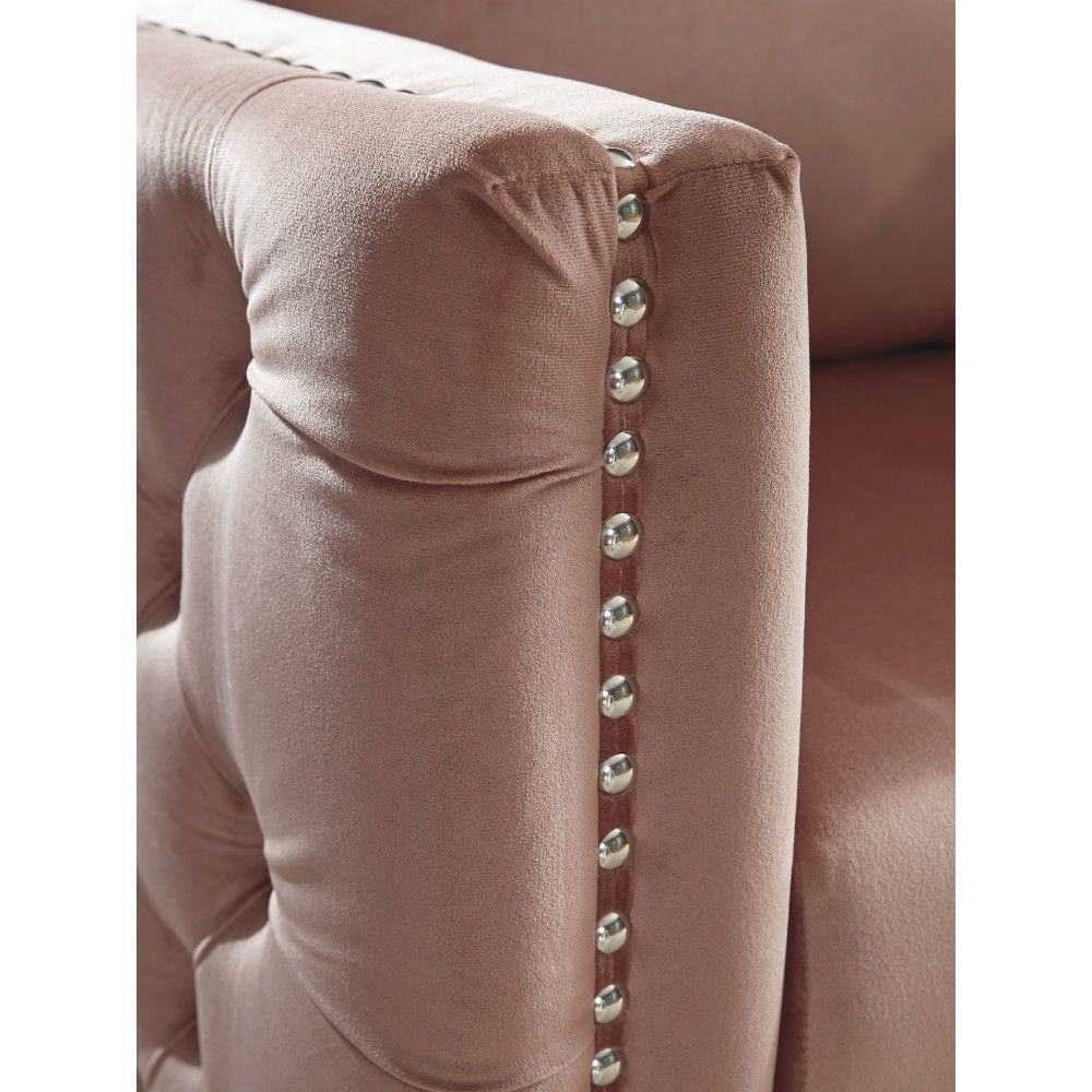 Lismonte Accent Chair - Arm Detail