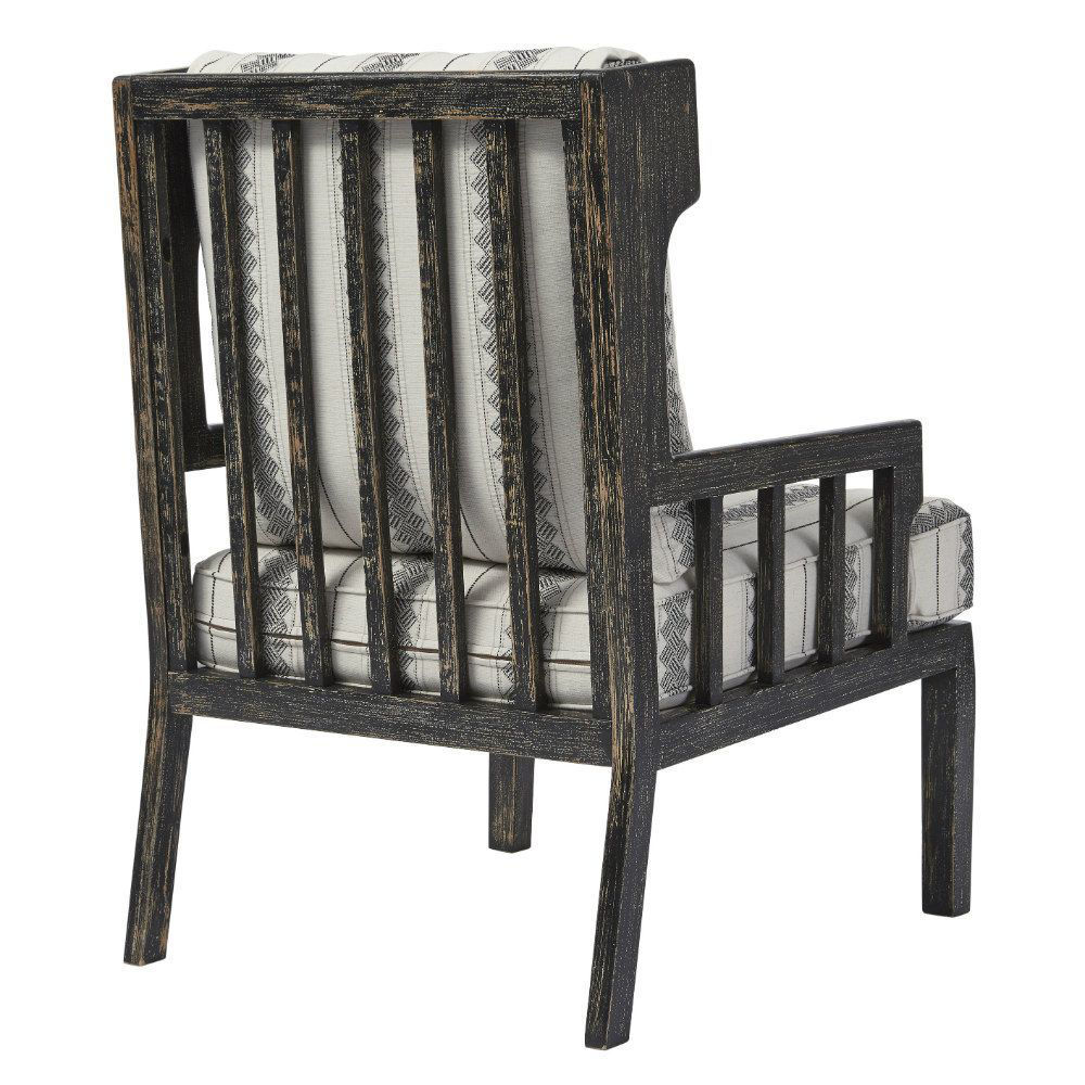 Kelanie Accent Chair - Rear
