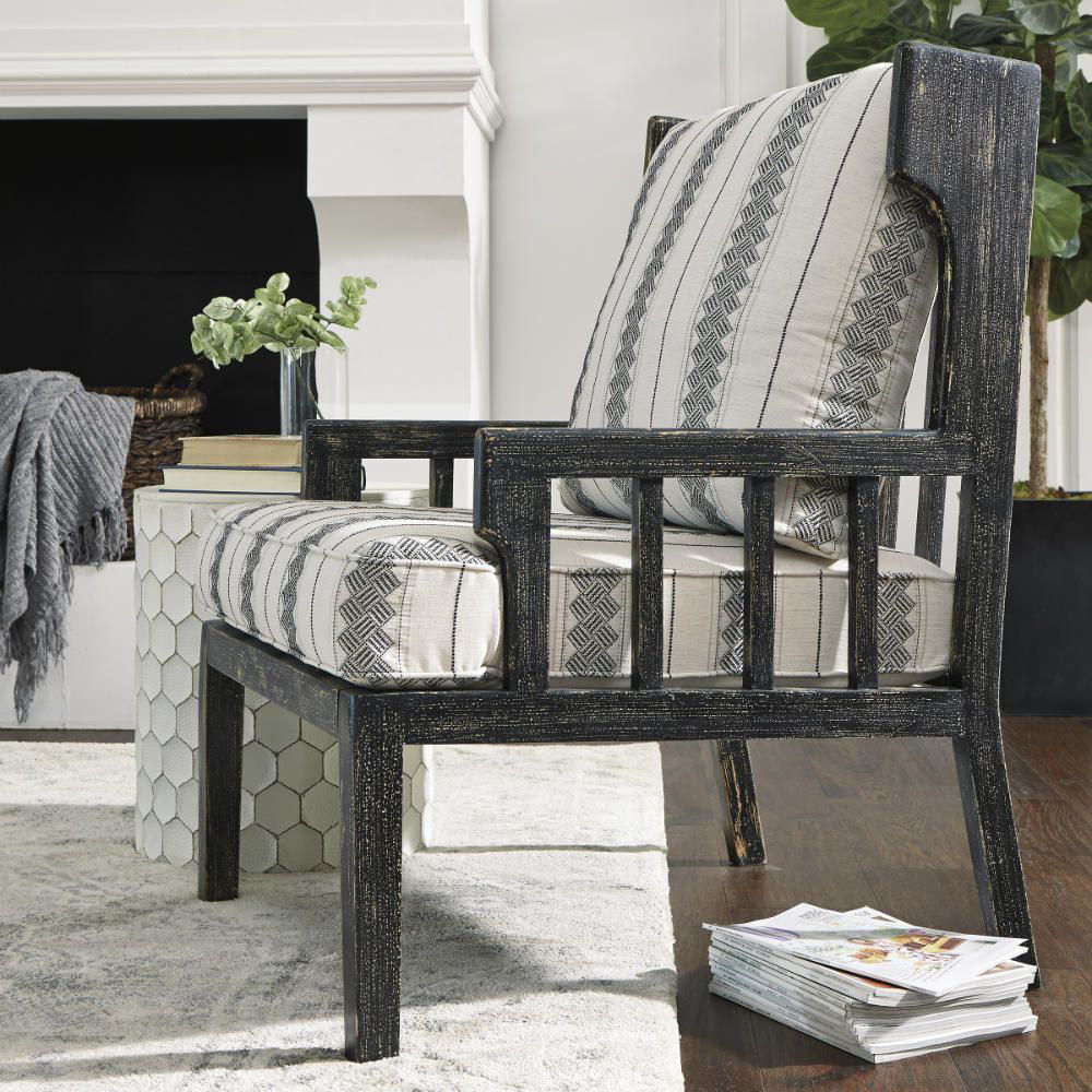 Kelanie Accent Chair - Lifestyle