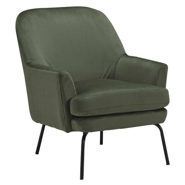 Dericka Accent Chair - Moss