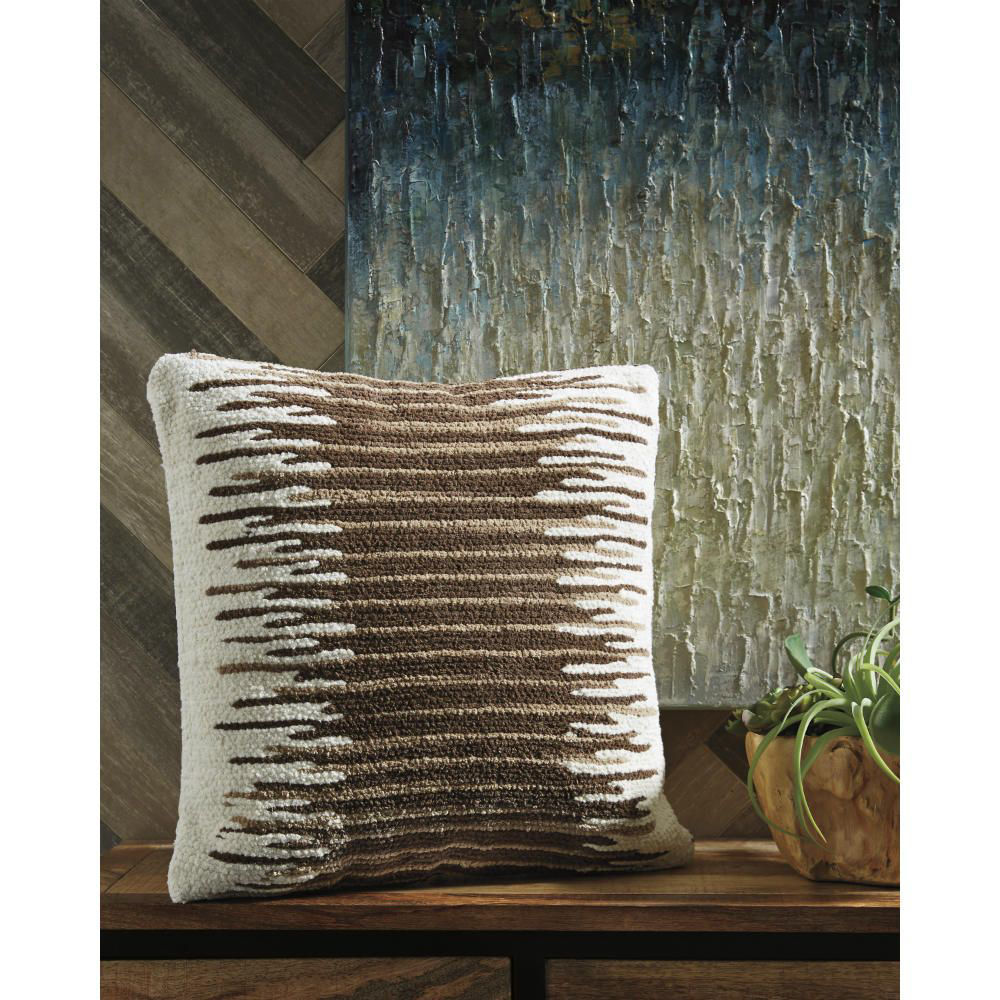 Belldon Handwoven Pillow - Lifestyle