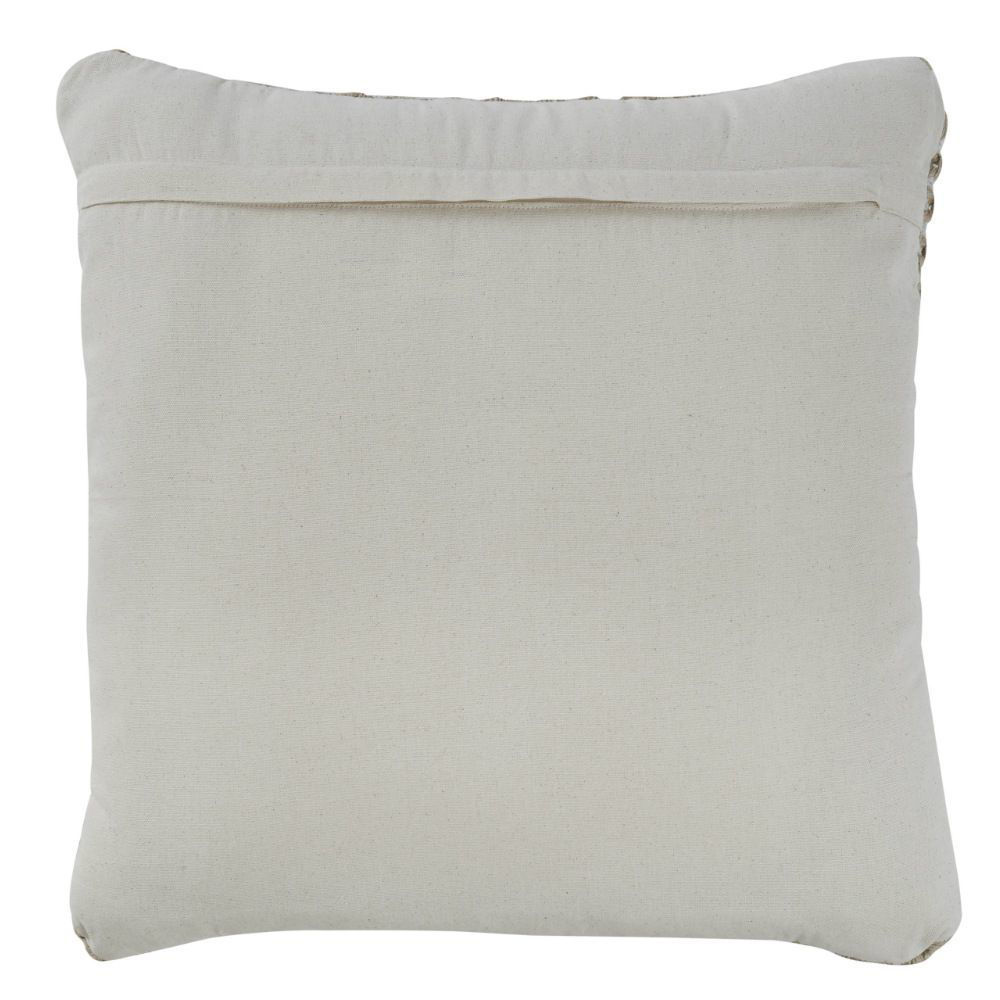 Maude Handwoven Pillow - Rear