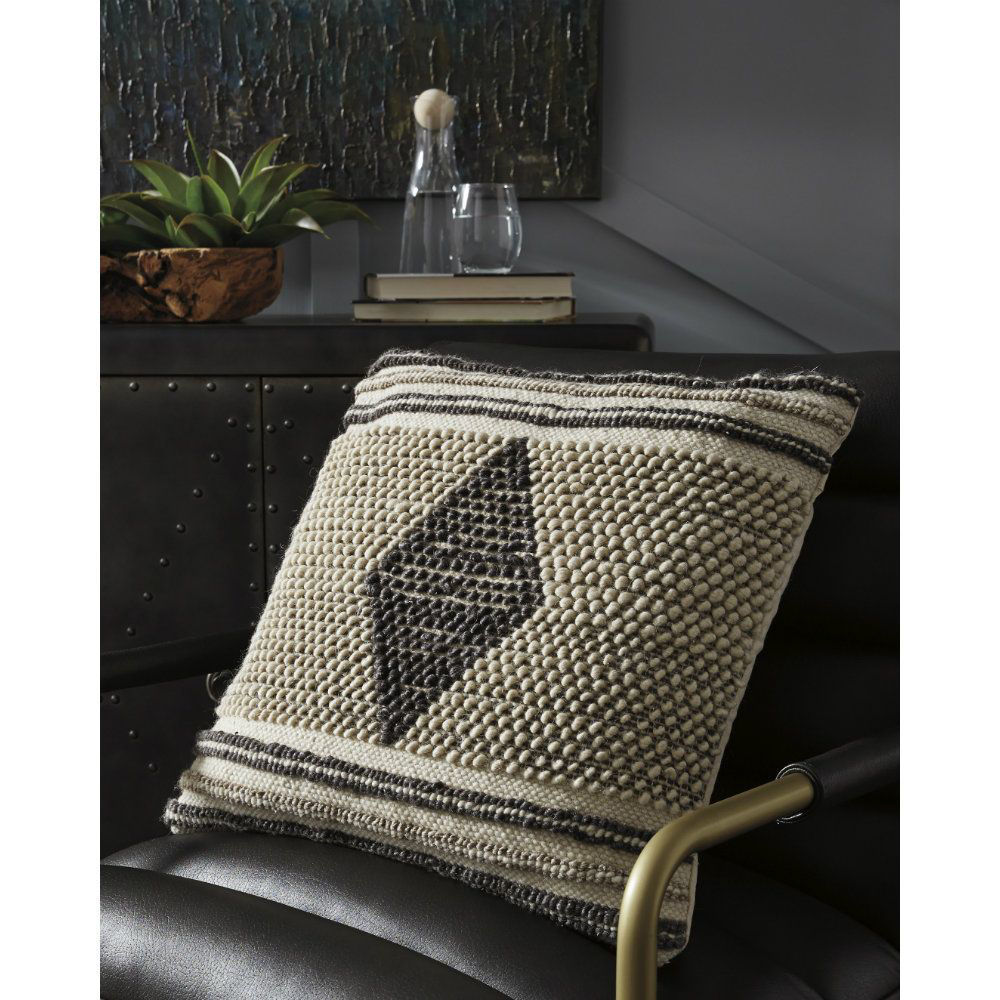 Rickard Handwoven Pillow - Lifestyle