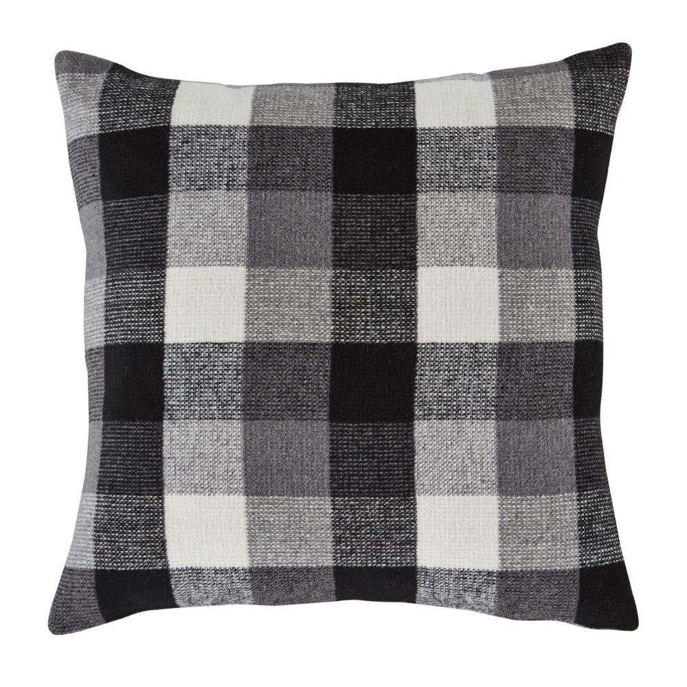 Barrie Plaid Pillow