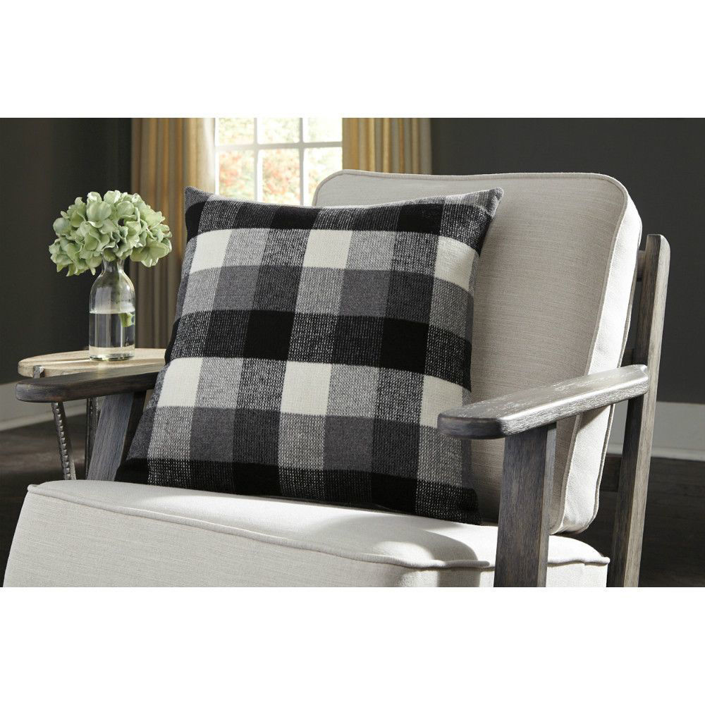 Barrie Plaid Pillow - Lifestyle