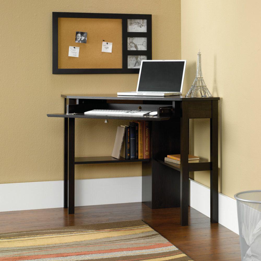 Beginnings Corner Desk - Open drawer